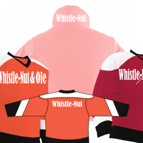 Whistle-Nut Official Jersey