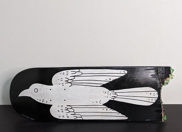 White Raven  Board