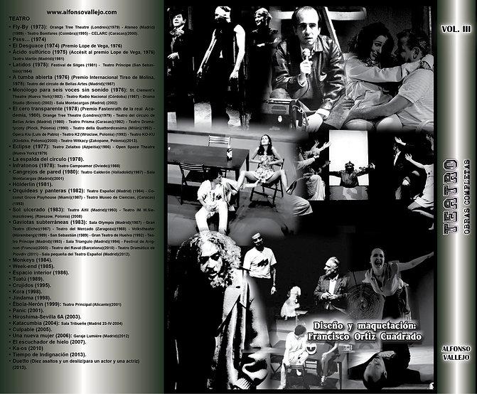 Contraportada Teatro Vol. III