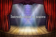 Introducción al teatro