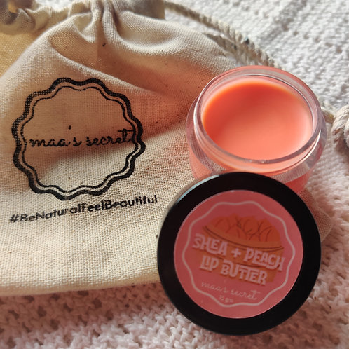 Peach Lip Butter