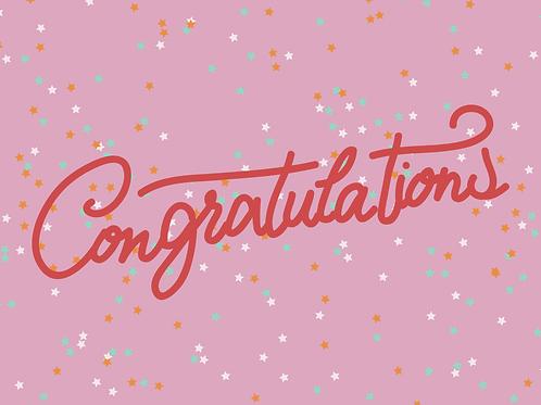 Congratulations Card