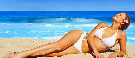 Beach Ready Bikini & Brazilian Hair Removal