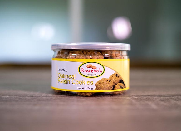Special Oatmeal Raisin Cookies Jar (Store Pick up)