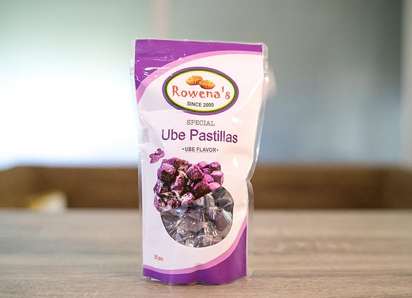 Special Ube Pastillas Pouch *50 pcs in a pouch