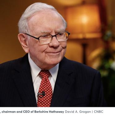 Warren Buffett's Simple Rule