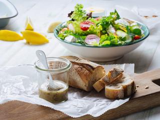 Honey Vinaigrette Salad Dressing