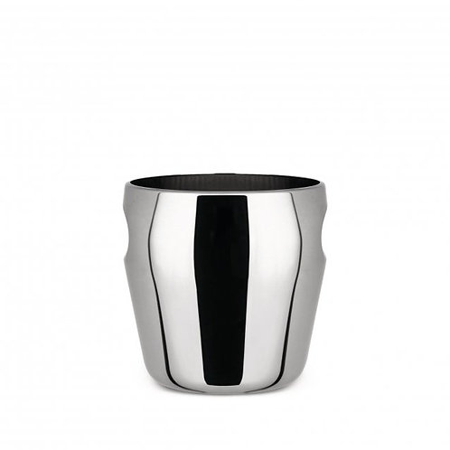 L-871 Ice bucket w/Grating- Stainless Steel