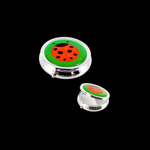 Pylones Mes Doc' Pill Box-Ladybird