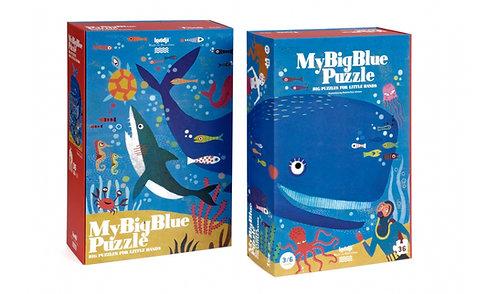MY BIG BLUE Jigsaw Puzzle