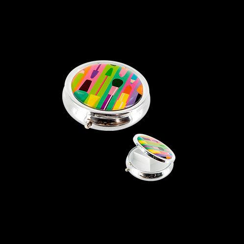 Pylones Mes Doc' Pill Box- Make-up