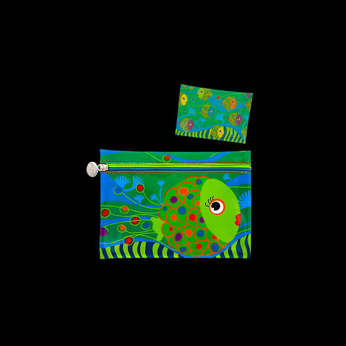 Pylones Akademic Cosmetic Bag - Fish