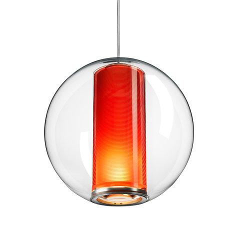 Pablo Bel Occhio 16 Pendant Lamp- Orange