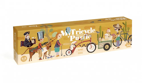 MY TRICYCLE Jigsaw Puzzle