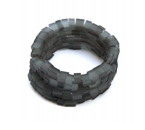 Mosaico Rubber Bracelet
