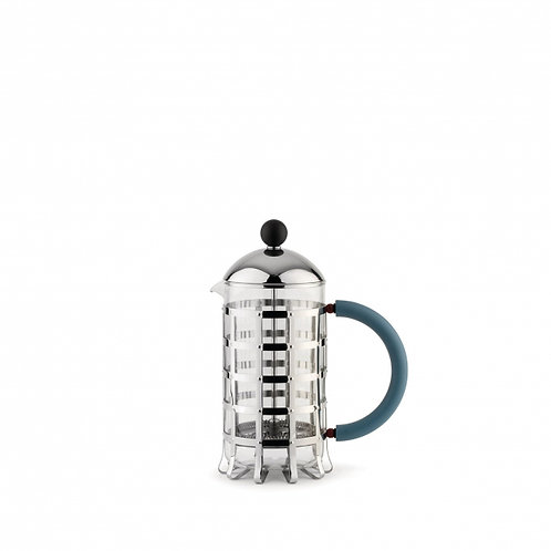 Press filter coffee Maker or Infuser. 8 cup
