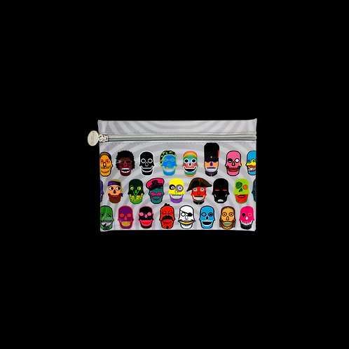 Pylones Akademic Cosmetic Bag - Skull 3