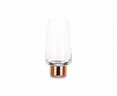 TANK HIGH BALL GLASSES COPPER X2
