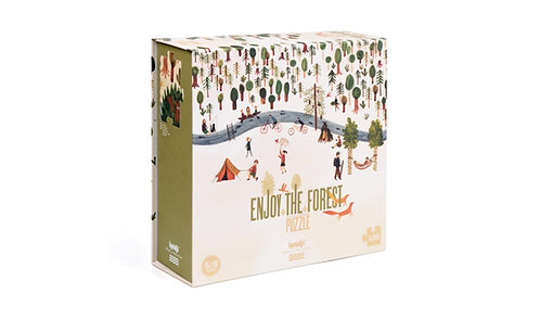 ENJOY THE FOREST Jigsaw Puzzle