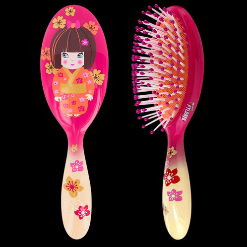 Pylones Ladypop Small Hairbrush - Japanese 2