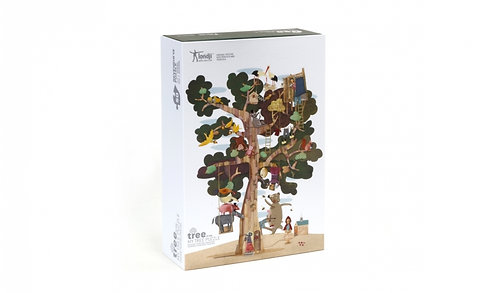 MY TREE Reversible Jigsaw Puzzle