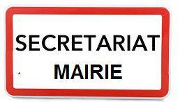 SECRETARIAT DE MAIRIE