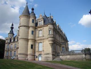 Le château ouvre ses portes l'espace d'un été