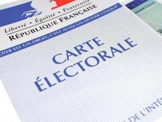 Élections municipales complémentaires