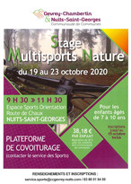 Stage Multisports Nature