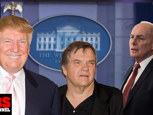 Meat Loaf Named Chief of Staff