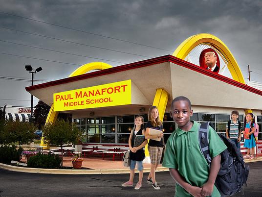 McDonald's To Take Over Public Schools