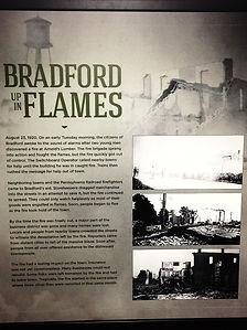 Railroad History at the Bradford Ohio Railroad Museum