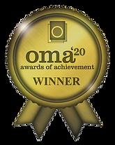 OMA Awards of Achievement Logo
