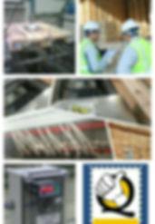 Paletes usados, móveis e bins para poupa