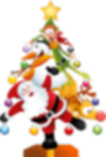 Funny_Transparent_Christmas_Tree_PNG_Cli