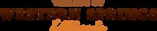 Village of Western Springs Logo