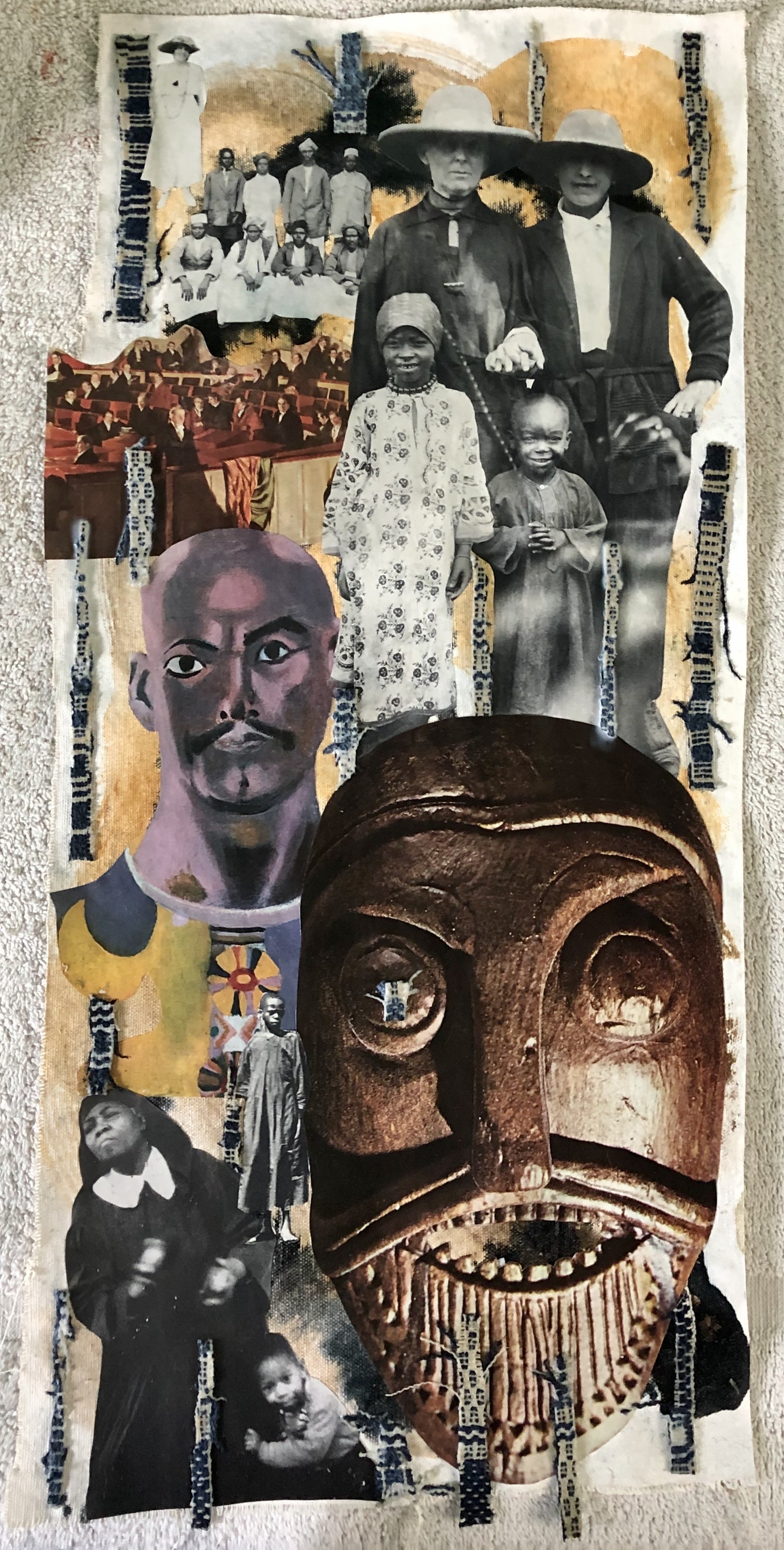Masking/Unmasking: Fighting The Legacy Of Colonialism