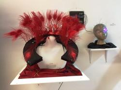 Athena K - Costume Collar and LED Eyes