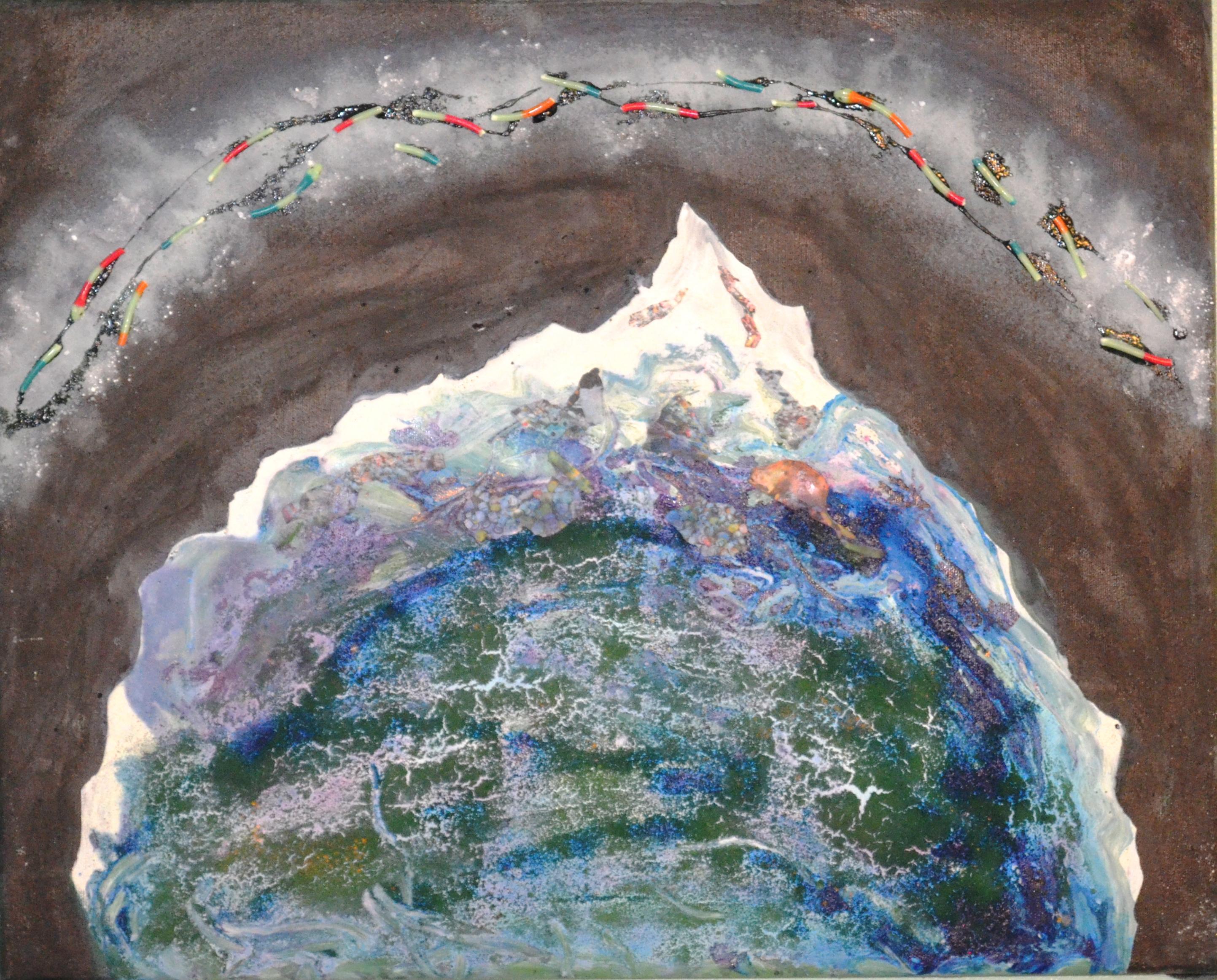 Mount Everest Debris Field Attempts to Reach Space Debris Field