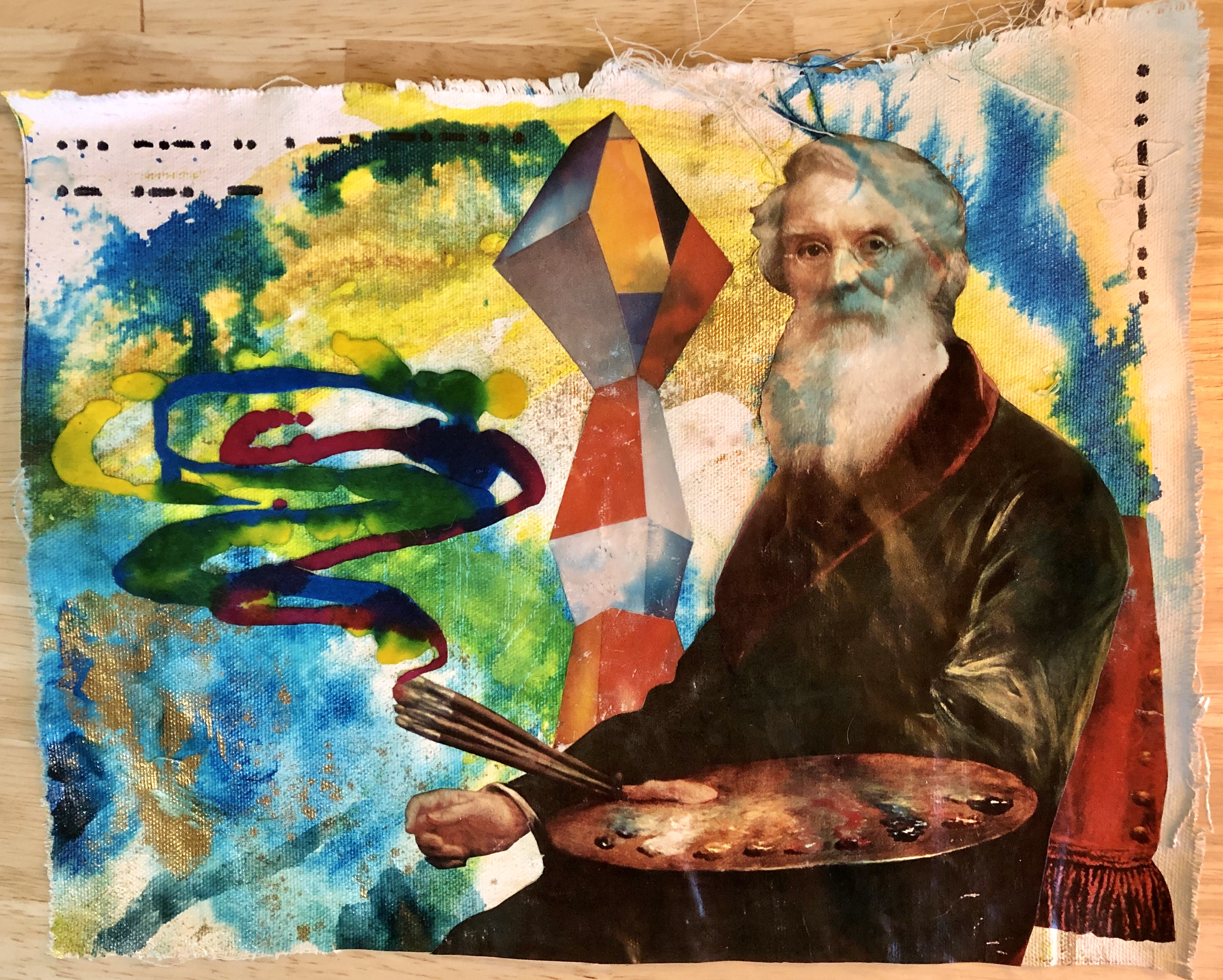 """Sending An SOS To The World: """"Science and Art Are Not Opposed"""" Samuel F.B. Morse The Modernist"""