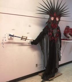 Athena K - 11 Foot Tall Puppet
