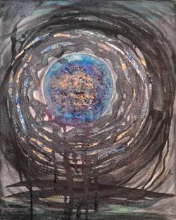 Earth Weeps Through Space Debris