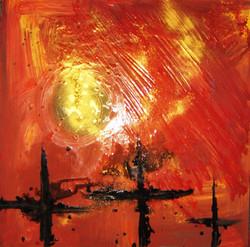 Cosmic Burning