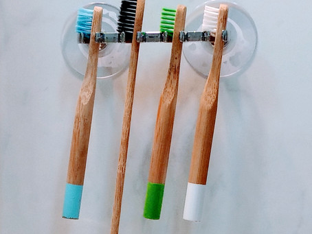 Toothbrushes for the whole family!