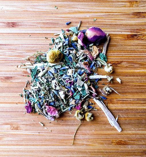 Calm and Relaxing Herbal Tea