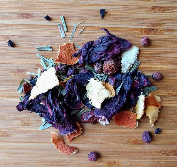 Vitamin C Support Herbal Tea