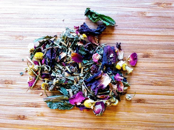 Female Hormonal Balance Support Herbal Tea