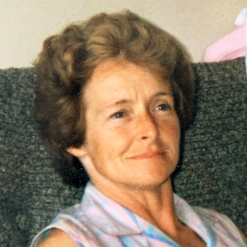 Funeral Service for Eveline McLaughlin
