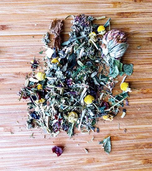Pregnancy Support Herbal Tea