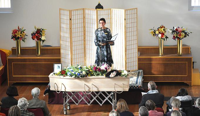 Picaluna Funerals   Venue   Buddhist Cen